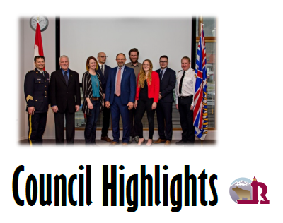 Council Highlights