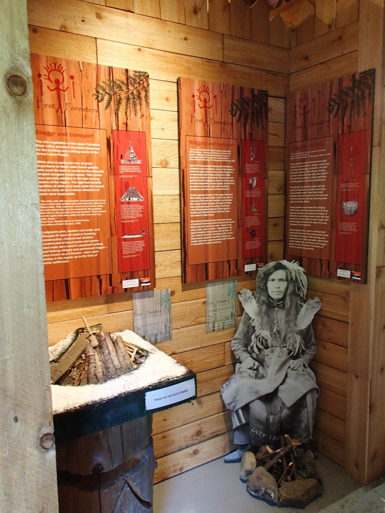 Our &#39First Foresters&#39 Exhibit displays how the aboriginals used forests long before us.