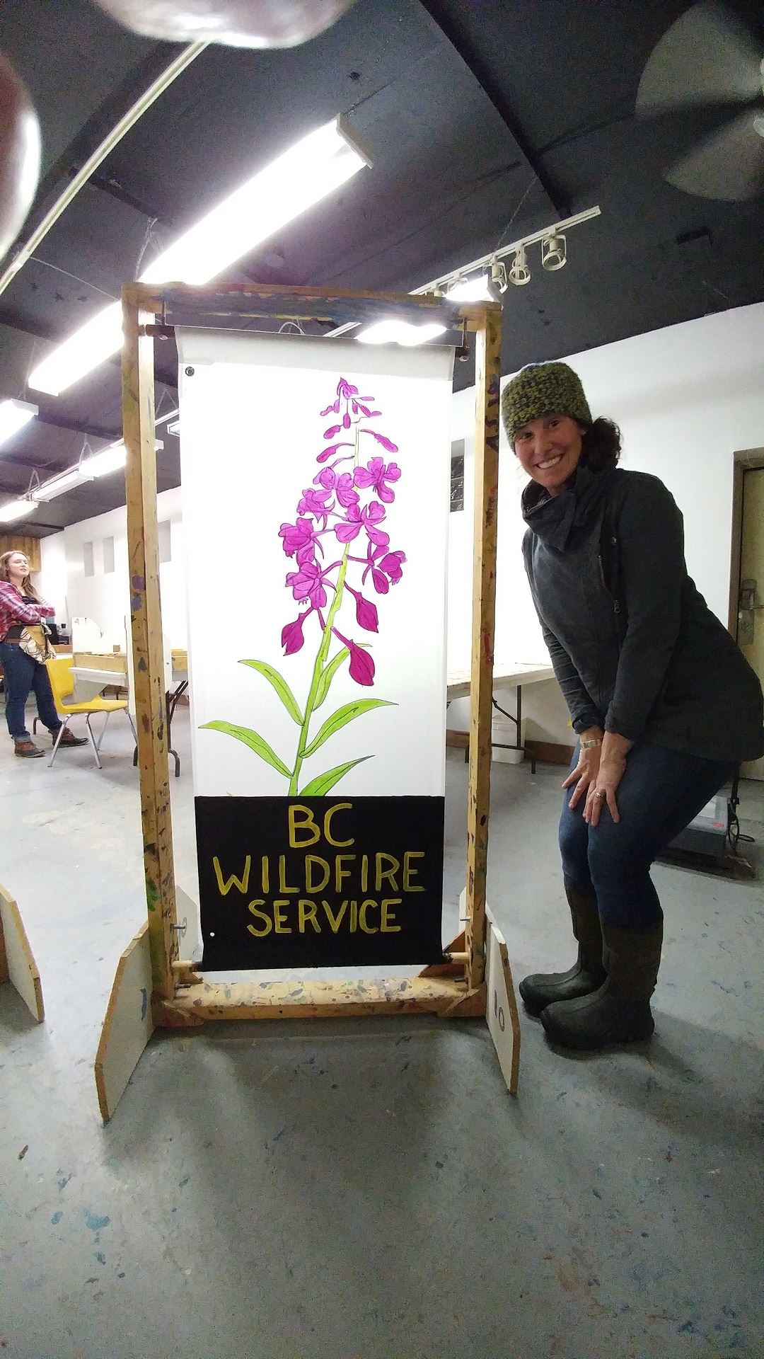 BC Wildfire banner