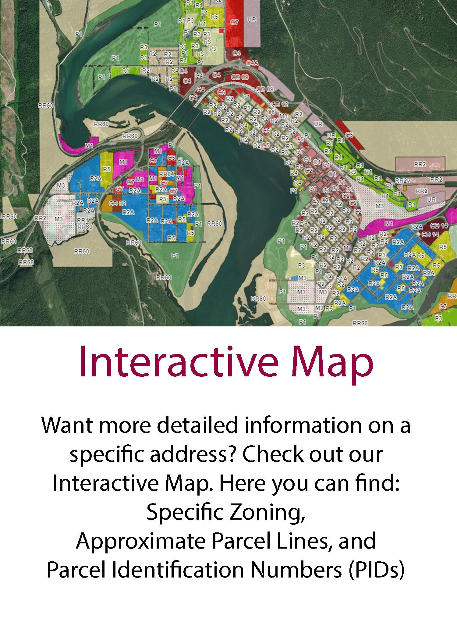 Interactive Map button