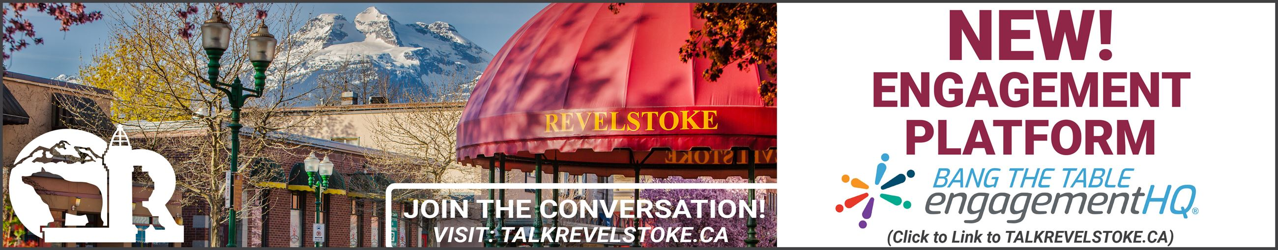 TalkRevelstoke.ca Announcment