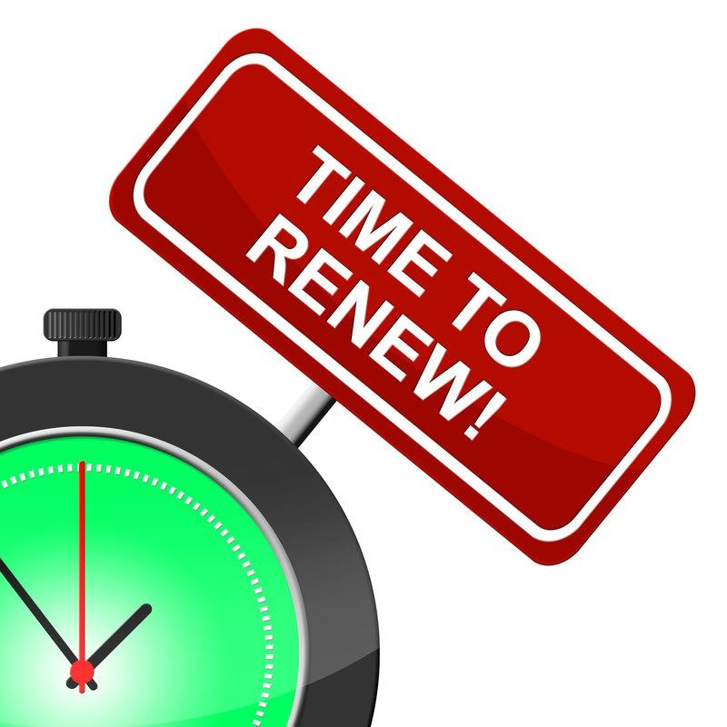 time-to-renew-sign-and-clock