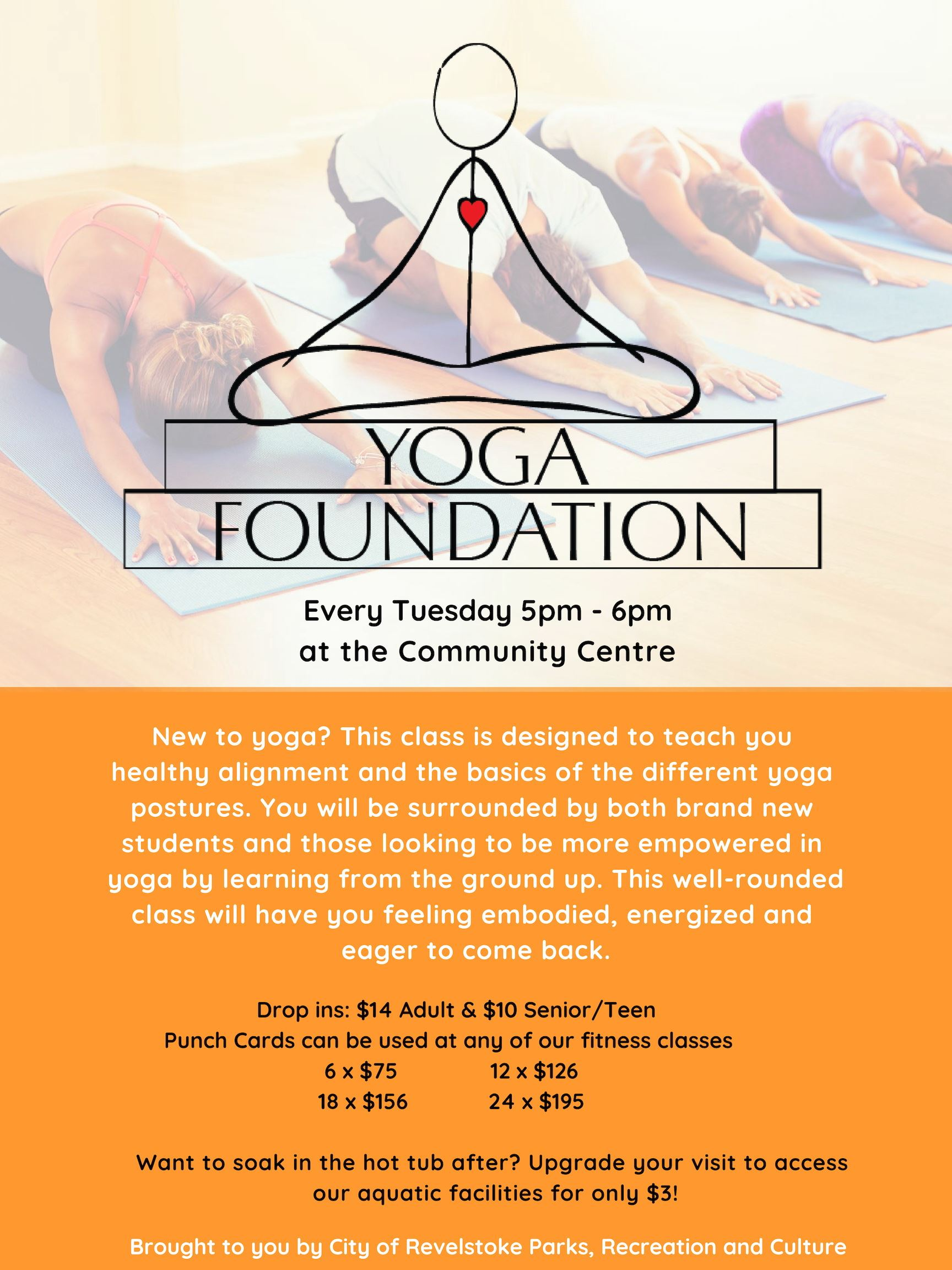 yoga foundation